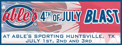 4th of July Blast Scores Posted