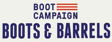 """Announcing Boot Campaign's """"Boots & Barrels"""""""