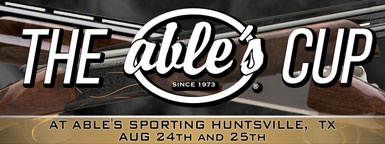 "Scores Posted | Able's 3rd Annual ""Able's Cup"""