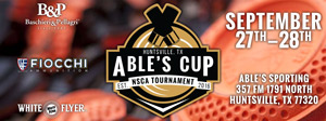 The 4th Annual Able's Cup