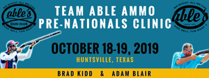 Team Able Ammo Pre-Nationals Clinic